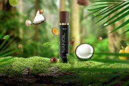 olejek Nanoil - ochrona przed słońcem